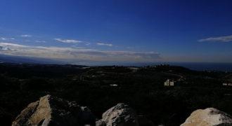 Land for Sale Gharzouz Jbeil Area 911Sqm