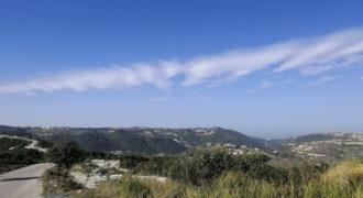 Land for Sale Bejjeh Jbeil Area 3355Sqm