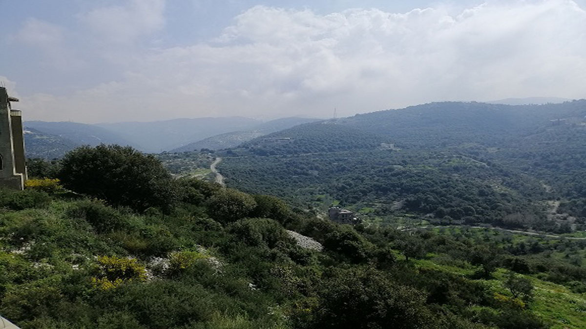 Land for Sale Bejjeh Jbeil Area 1800Sqm