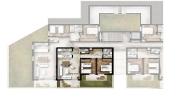 Apartment for Sale Bmahrain Jbeil Type 1 A1 GF floor Area 110Sqm and 14Sqm Garden
