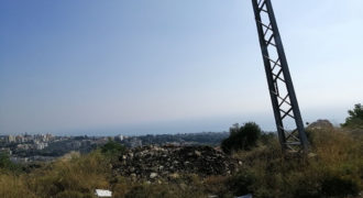 Land for Sale Blat Jbeil Area 1640Sqm