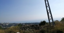 Land for Sale Blat Jbeil Area 1640Sqm