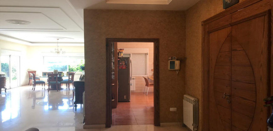 Used Apartment for Sale Jbeil Byblos City SS Floor Area 310Sqm and Garden 500Sqm