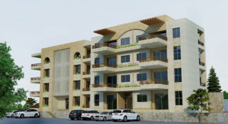 Apartment For Sale Aamchit Jbeil GF floor Area 197 Sqm and Garden 60Sqm