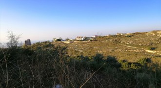Land for Sale Blat ( Mdamit ) Jbeil Area 730Sqm