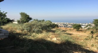 Land for Sale Kfar Mashoun Jbeil Area 1070Sqm
