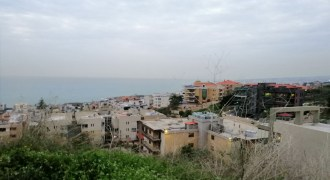 Land for Sale Halat Jbeil Area 1563Sqm