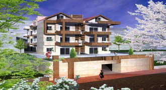 Apartment For Sale Blat Jbeil Basement floor Area 154.5 Sqm and Terrace 175Sqm