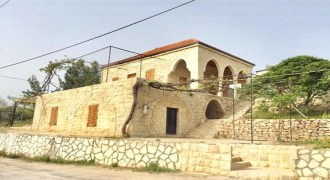 Old House for Sale Bejdarfil Batroun Housing Area 180Sqm