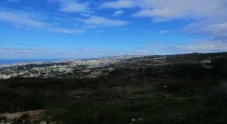 Land for Sale Blat Jbeil Area 673Sqm