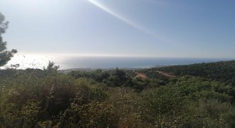 Land for Sale Ijdabra Batroun Area 2560Sqm
