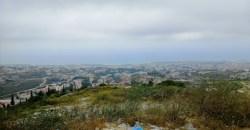 Land for Sale Blat Jbeil Area 1025Sqm