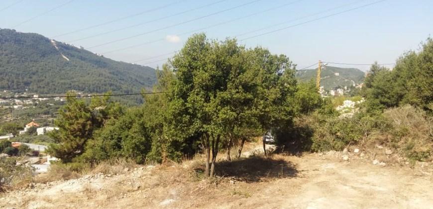 Land for Sale Bchelleli Jbeil Area 1100Sqm