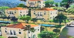 Villa for Sale Aalali Batroun Housing Area 285Sqm and Land Area 550Sqm