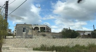 Old House for Sale Sghar Batroun Housing Area 200Sqm and Land Area 580Sqm