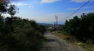 Land for Sale Kfar Mashoun Jbeil Area 1190Sqm