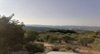 Land for Sale Kfar Chlaiman Batroun Area 1390Sqm