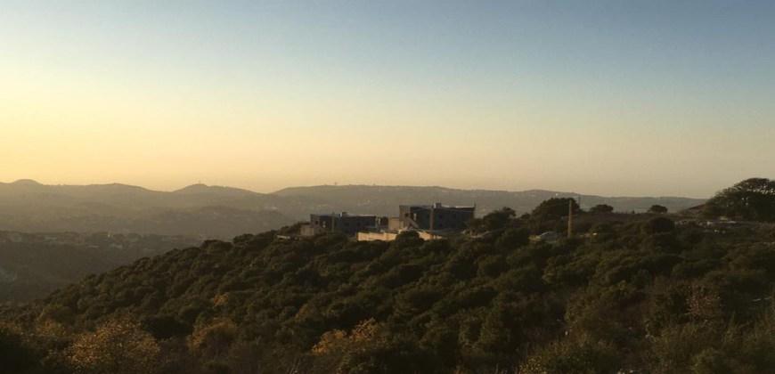 Land for Sale Kfar Chlaiman Batroun Area 3728Sqm