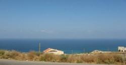 Land for Sale Edde Batroun Area 1160Sqm