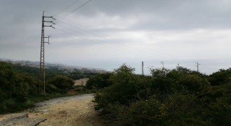 Land for Sale Fidar ( Halat ) Jbeil Area 860Sqm