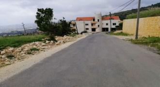 Land for Sale Fidar ( Halat ) Jbeil Area 760Sqm