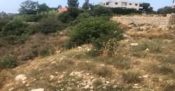 Land for Sale Chikhane Jbeil Area 1532Sqm