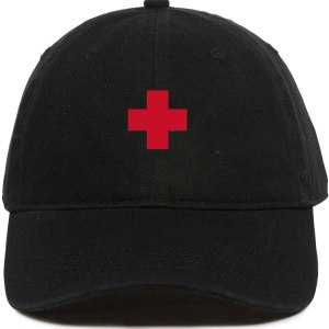 Lifeguard Dad Hat Baseball Cap Embroidered Cotton Adjustable
