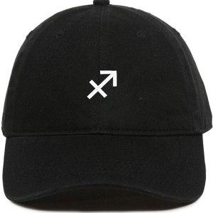 Sagittarius Zodiac Dad Hat Baseball Cap Embroidered Cotton Adjustable