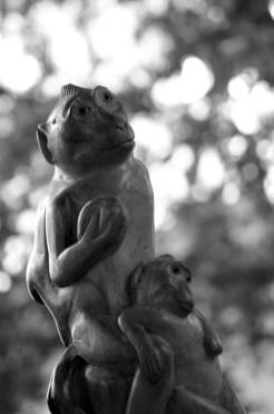 Monkey totem
