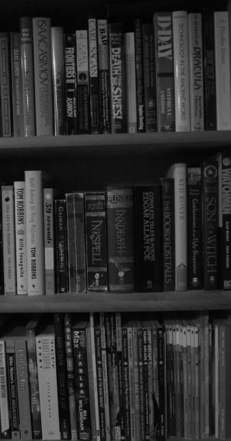 B&W books