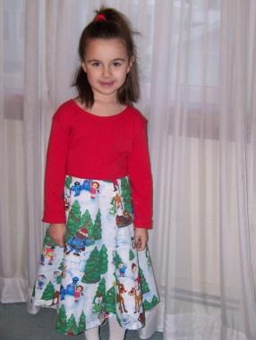 Rudolph Dress