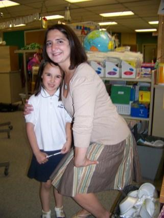 Matilda in 1st grade