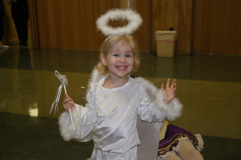 Angel Mary