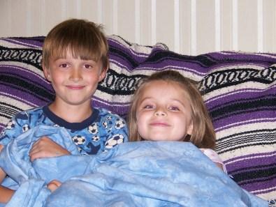 Paxton and Sara