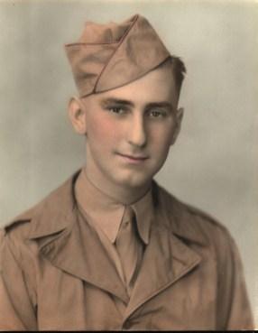Great Grandpa in uniform