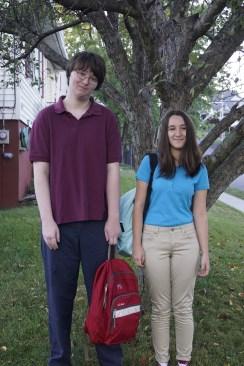 2 in high school