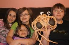 Spaghetti Monster 1