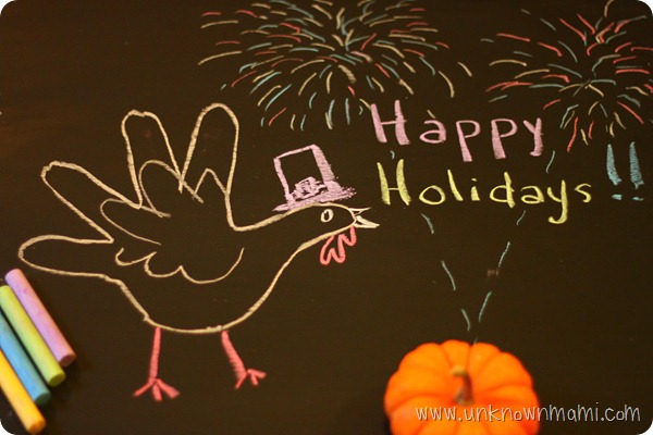 Hand-Turkey-Drawing