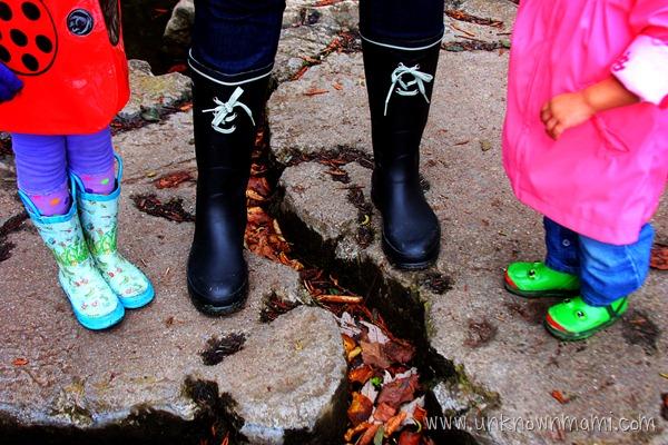 Rain-boot