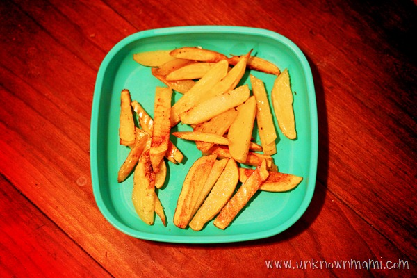 Homemade-baked-french-fries