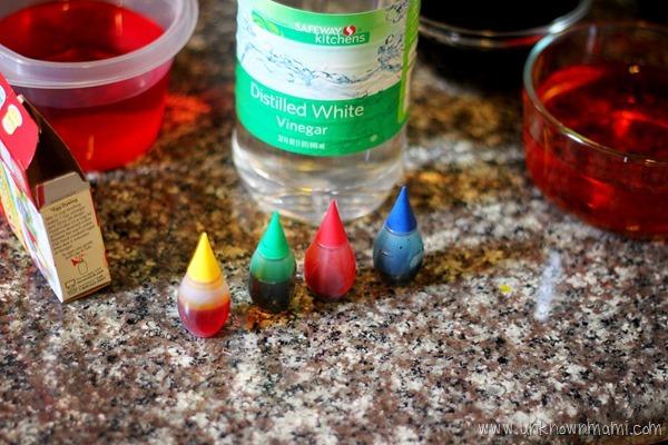 Easter egg dye recipe