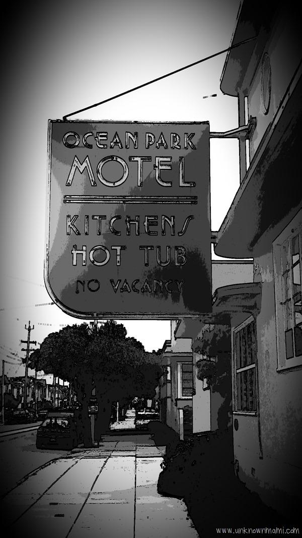 Ocean Park Motel in San Francisco