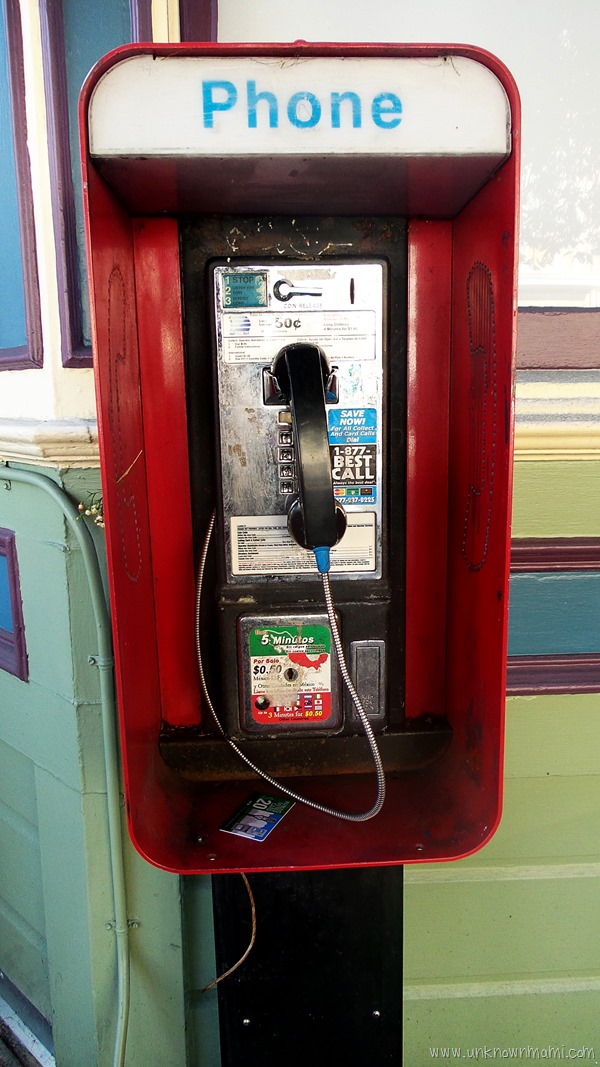 Pay Phone in Noe Valley