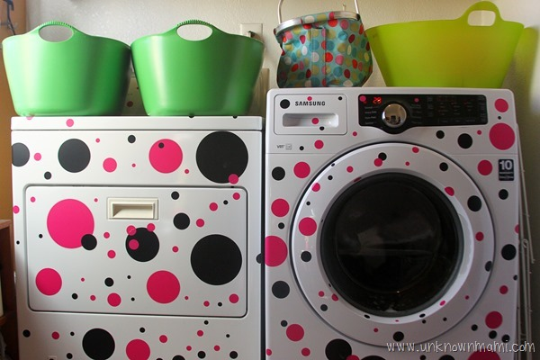 #ArribaYLejos Laundry Room Safety