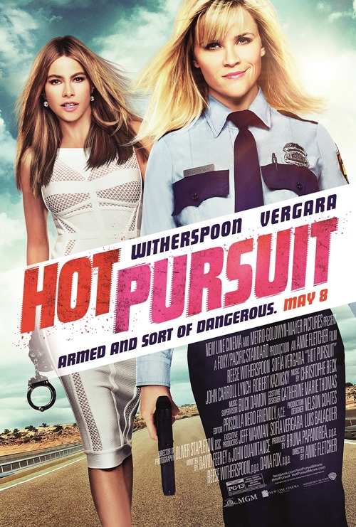 Hot Pursuit Movie Poster