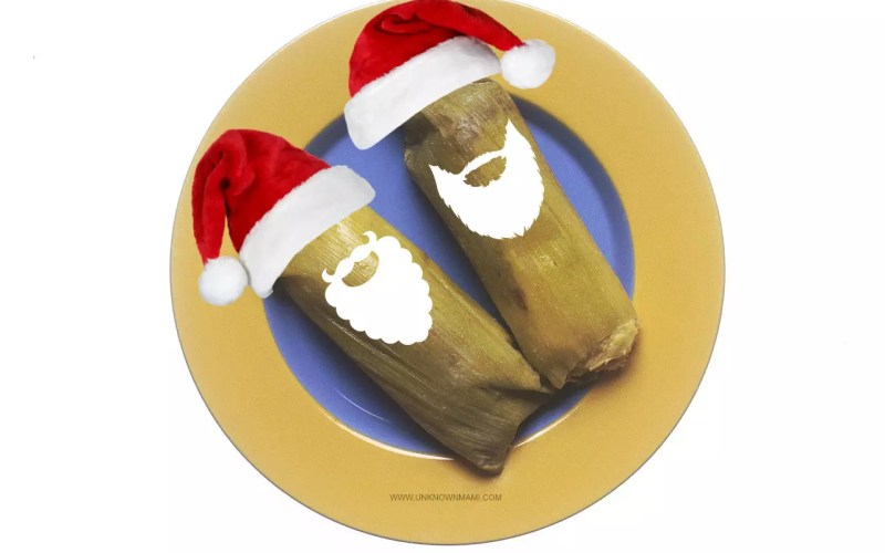 The Flying Chancla Report: 'Tis the Season for Tamales