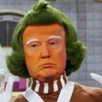 #TinyTrump meme