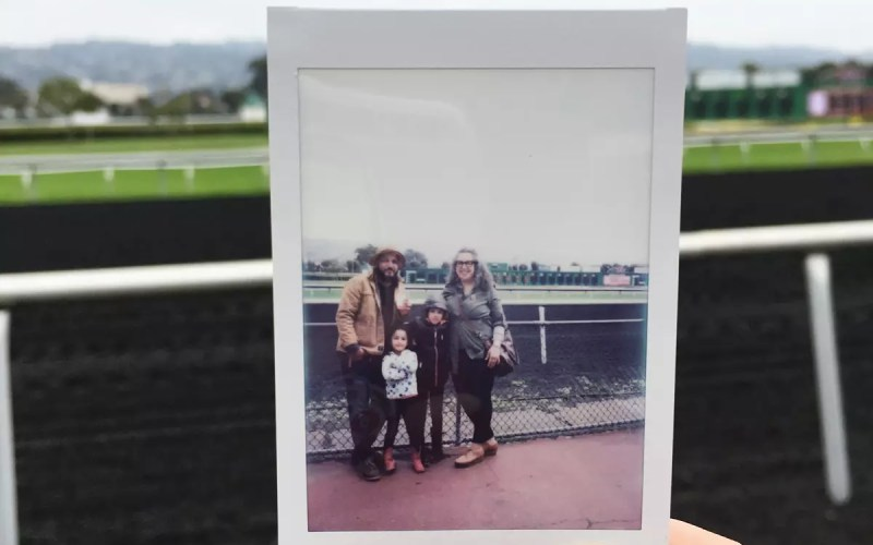 Dollar Day at Golden Gate Fields (Sundays In My City)