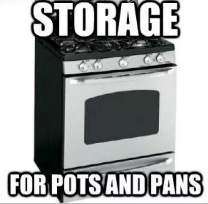 Mexican oven storage meme