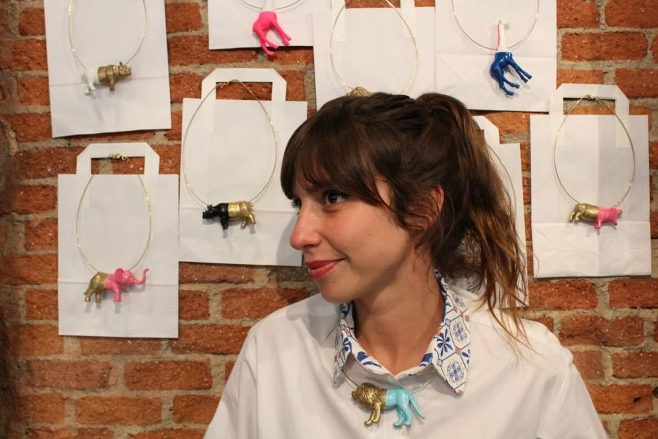 Marta Moreno, diseñadora
